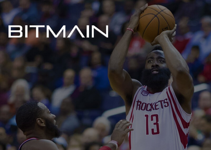 Bitmain-takes-sponsorship-of-NBA-Team,-Houston-Rockets