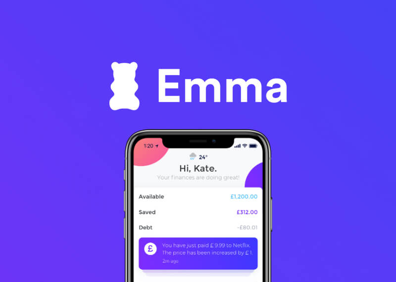 Money Management App 'Emma' Rolls Out Crypto Support