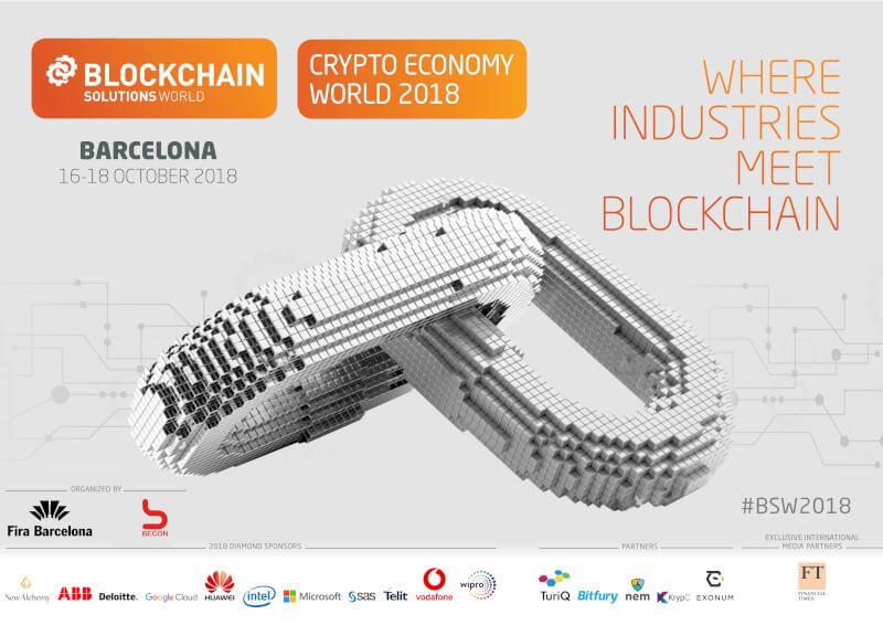 blockchain solution world