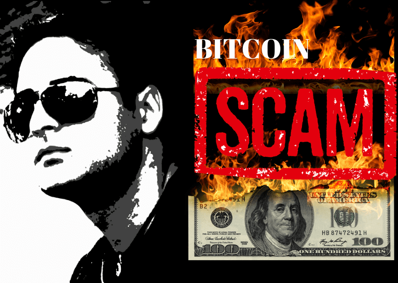 Amit Bhardwaj, Indian bitcoin scam
