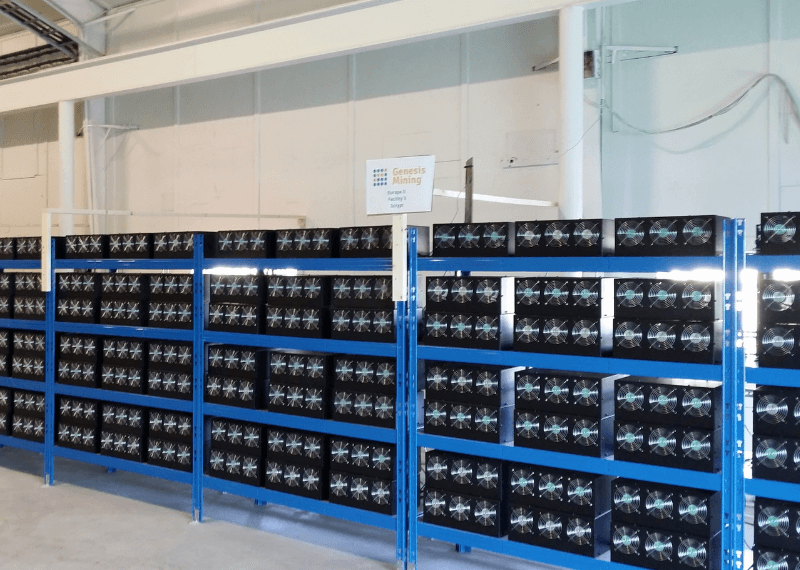 Canada's DMG Blockchain Starts Operation with 85 MW Mining Facility