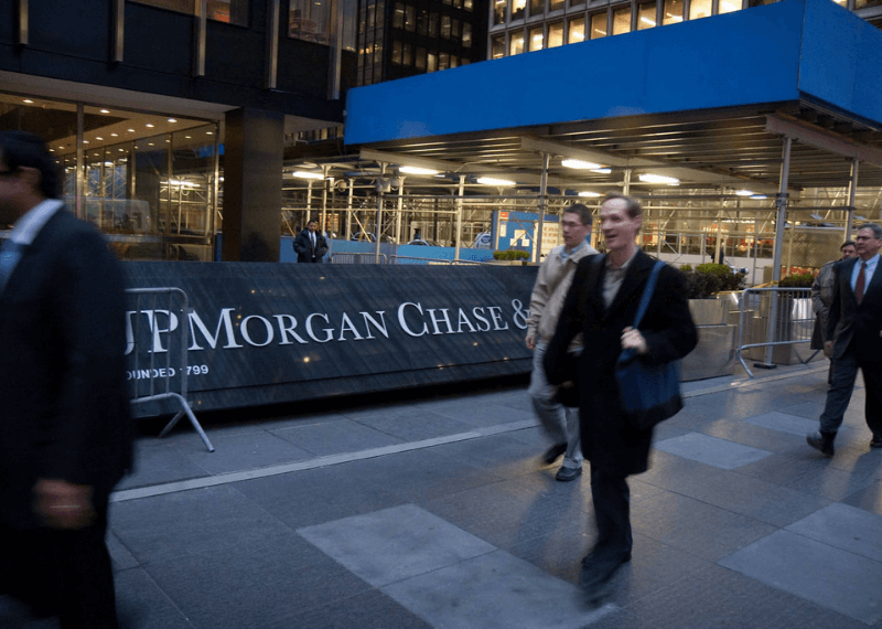 JP Morgan Executives Give Final Nod to Ethereum