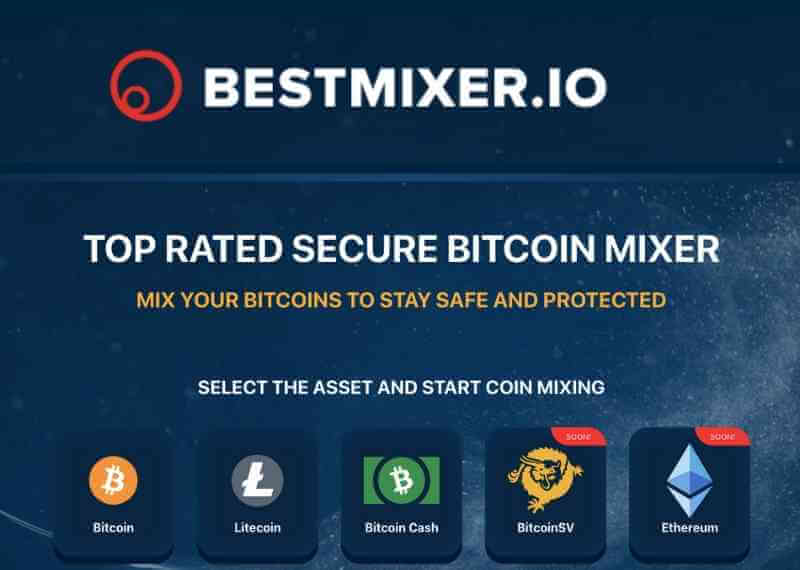 BestMixer.io Launches the Bitcoin Blender with Anonymity and Increased Security Support