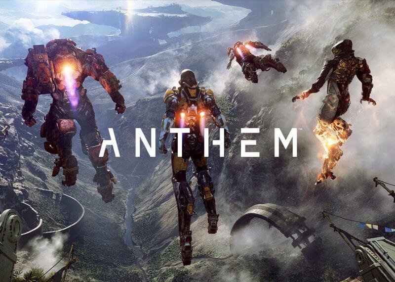 BioWare's Anthem demo