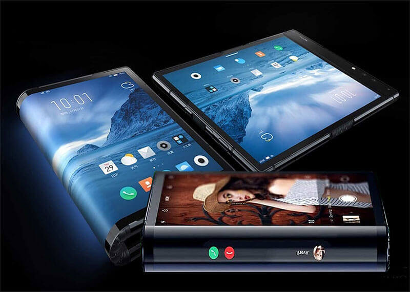 flexpai foldable smartphone