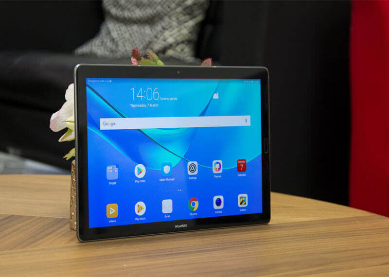 A Brief Review Of The Brand New Huawei Mediapad T5 Tablet