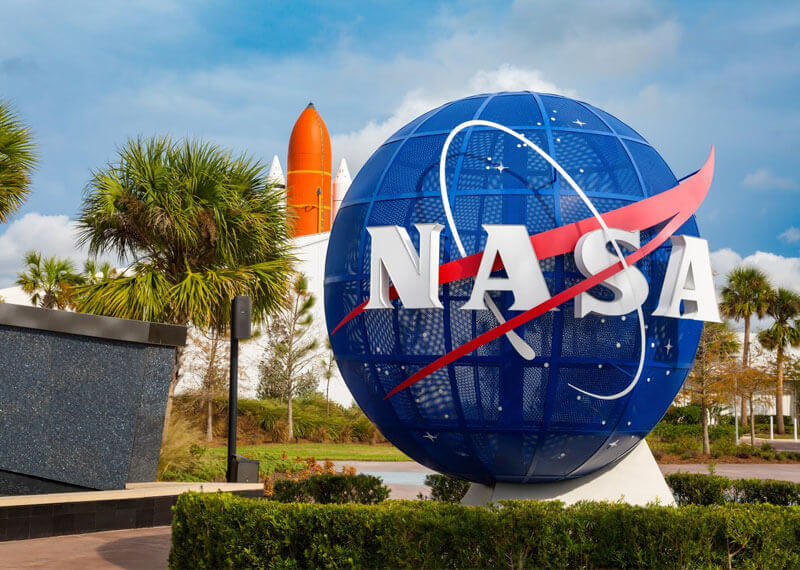 NASA use blockchain
