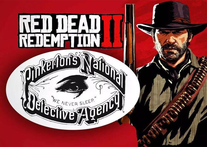 Pinkerton Red Dead Redemption 2