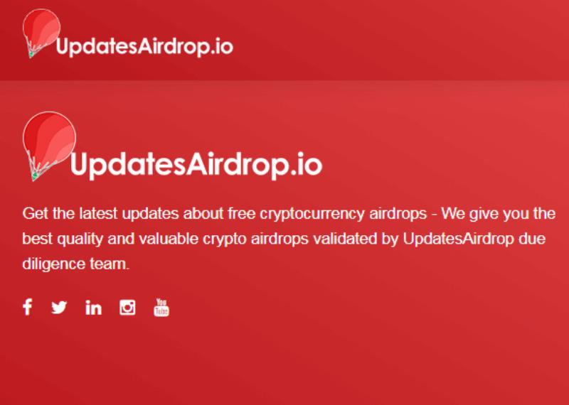 UpdatesAirdrop.io