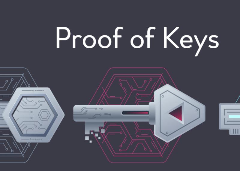 Proof of Keys