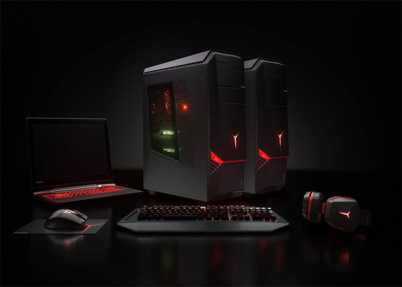 MSI's gaming desktop