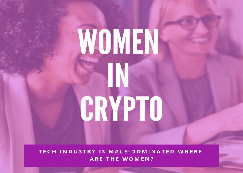women in crypto