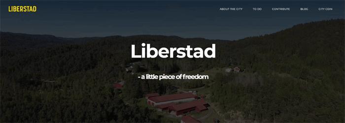 Tribute to liberty