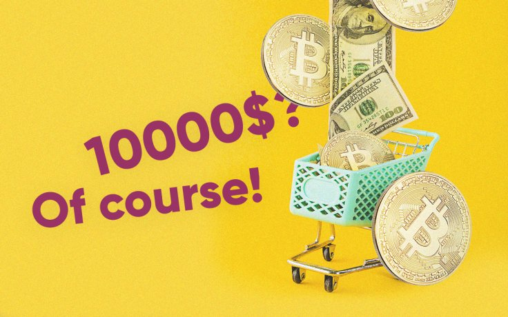 Bitcoin Price Will Uptrend To $10,000