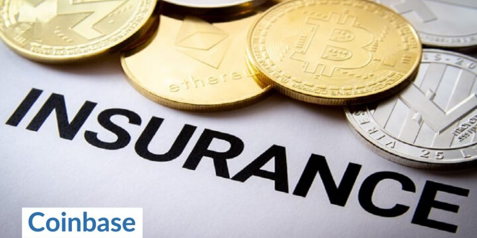Coinbase will provide Cryptocurrency insurance