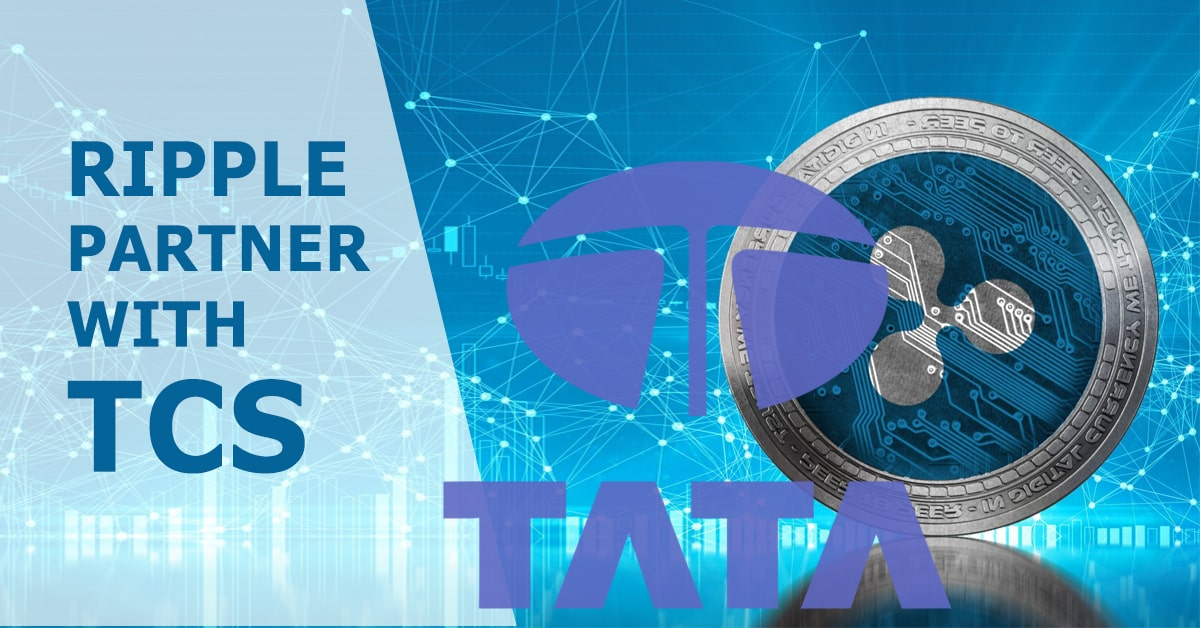 Ripple Partner with TCS