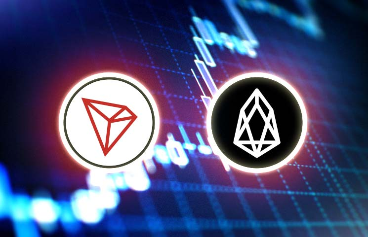 Tron enters the Decentralized Application ecosystem by taking on EOS