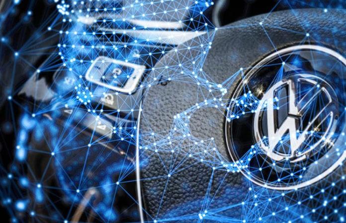 Volkswagen Blockchain