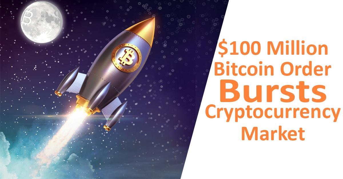 bitcoin market bursts