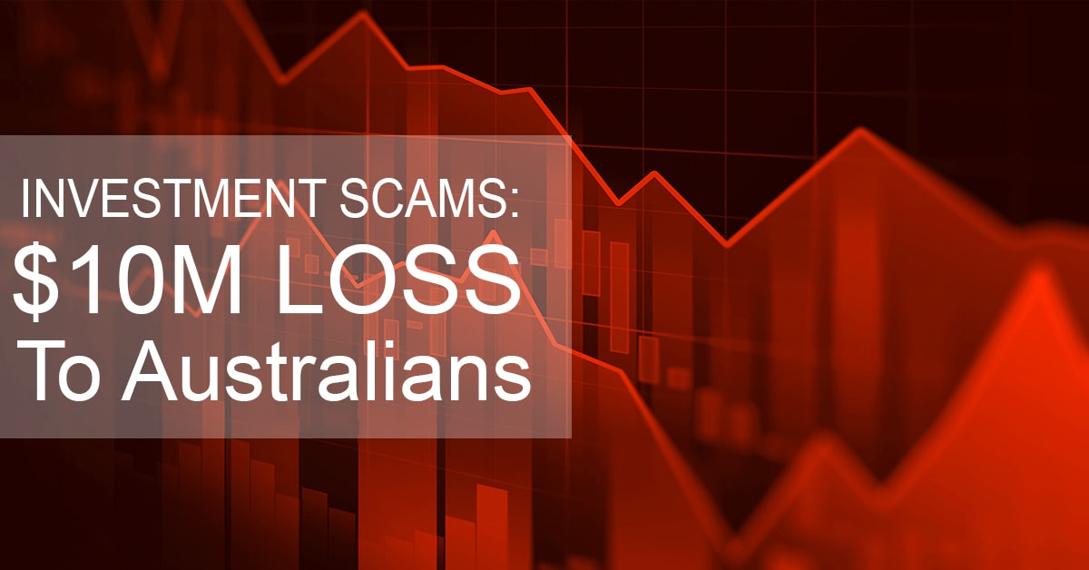 investment fraud loss to australians