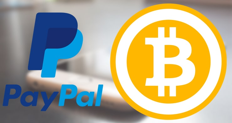 paypal board member on BTC