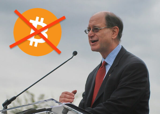 Brad Sherman Cryptocurrency Ban