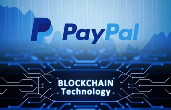 PayPal blockchain and cryptocurrency