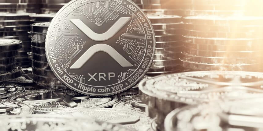 Sales of XRP increases to 31%