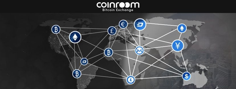Crypto exchange Coinroom disappears