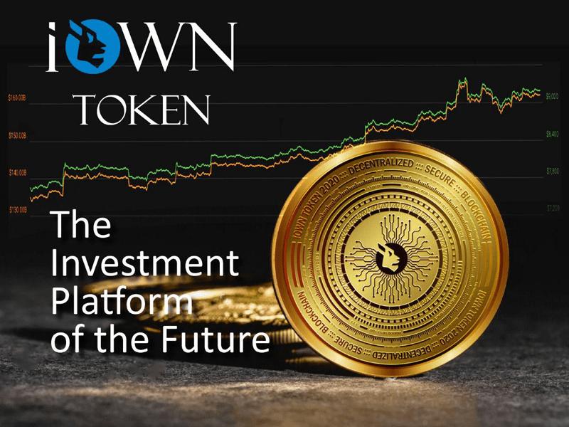 iOWN Token Investment Platform