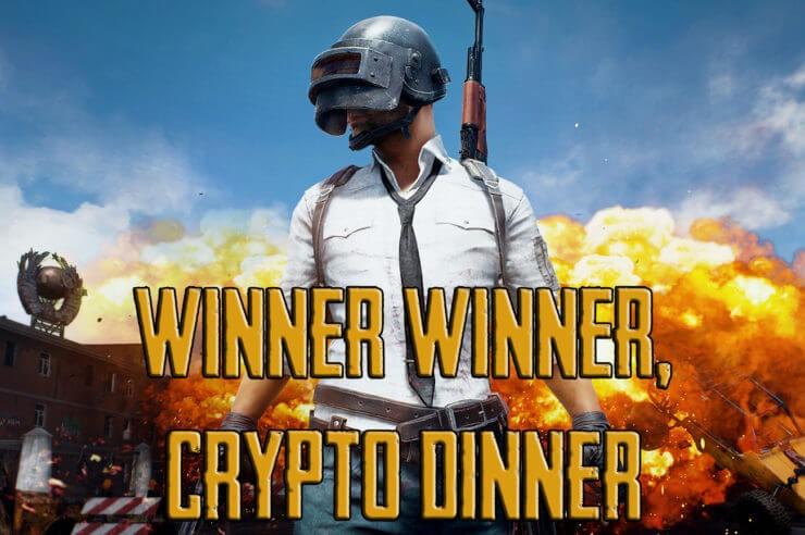 winner winner crypto dinner