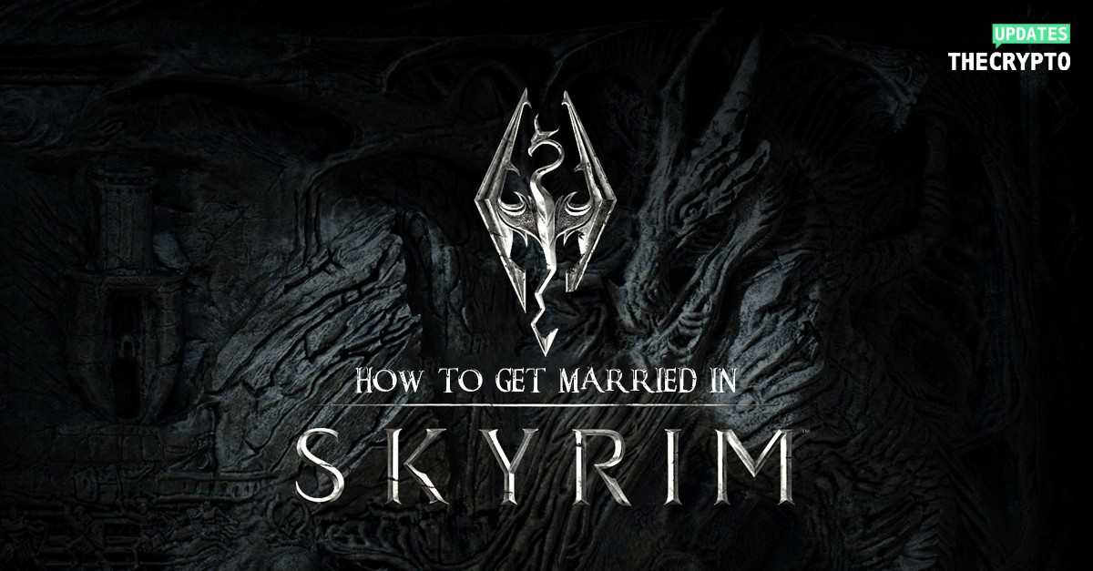 How to get married in skyrim