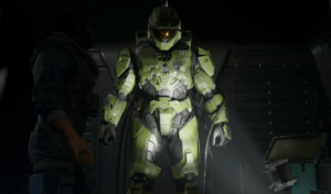 Halo Infinite Conceptual Art