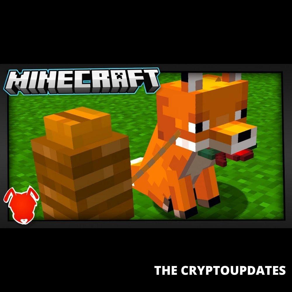 Minecraft - tame a fox