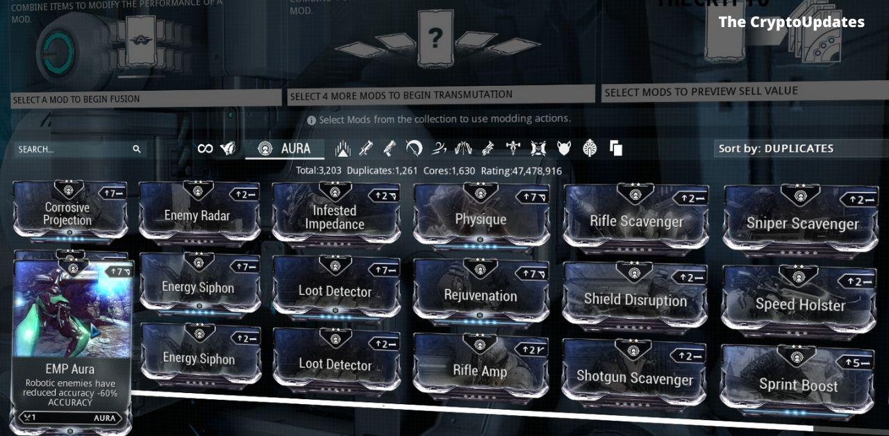 Warframe : How to get platinum