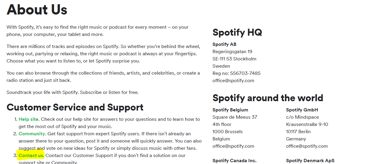 easiest way to delete a spotify account