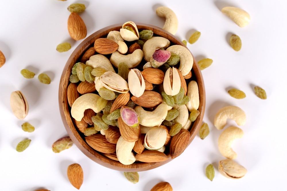 Dry Fruits For Glowing Skin